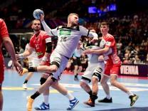 Handball EM: Weißrussland - Deutschland