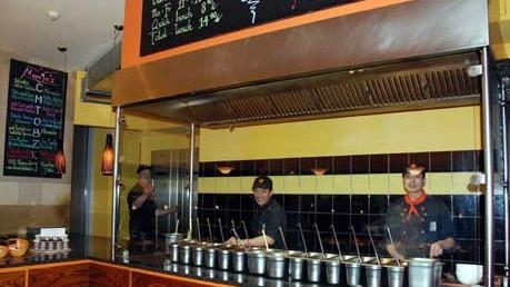 Mongo's Restaurant mongolisches Barbecue