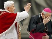 Papst, Benedikt, dpa