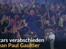 Stars verabschieden Jean Paul Gaultier (Vorschaubild)