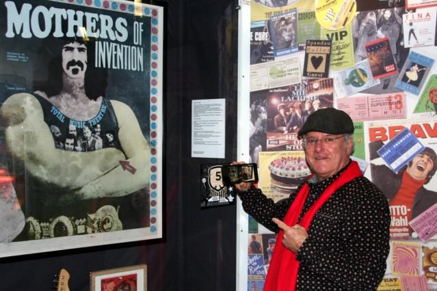 Digitale Führung Rockmuseum  Herbert Hauke