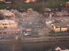 Schwere Explosion erschüttert Houston (Vorschaubild)