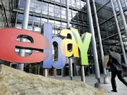 Ebay Gewinneinbruch erlitten AP