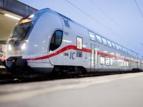 Ein Jahr Doppelstock-Intercity