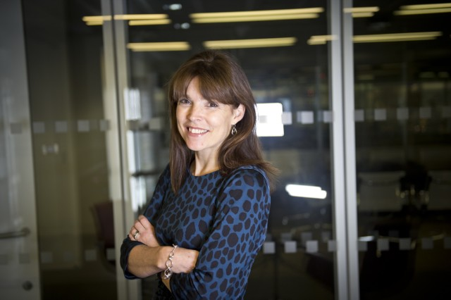 Emma Tucker Editor in Chief Sunday Times