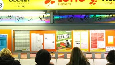 Münchner im Lotto-Fieber