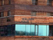 Holzhaus auf der IBA 2013 in Hamburg