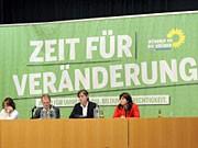 Grüne im Saarland; dpa