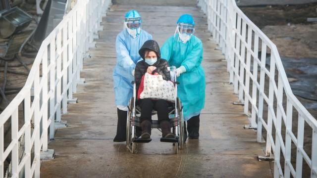 La politique de santé prise à Wuhan