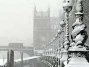 Jahrtausendwinter, Kälte, Schnee