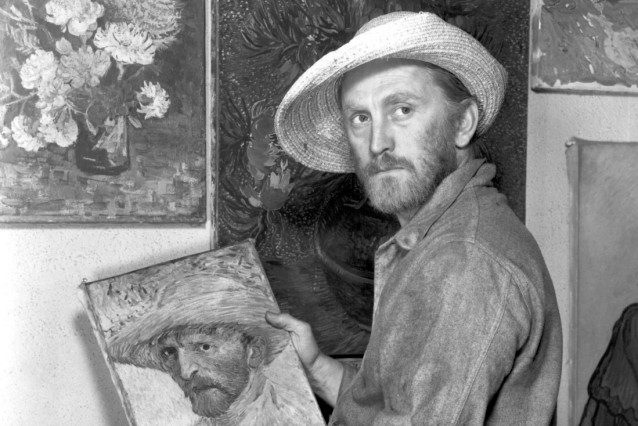 Kirk Douglas Characters: Vincent Van Gogh Film: Lust For Life (USA 1956) Director: Vincente Minnelli 15 September 1956 P