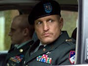 The messenger Woody Harrelson