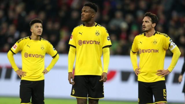 Bundesliga Dortmund schlägt sich wieder selbst