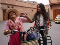 Radtour in Marrakesch