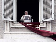 Papst Benedikt XVI.; dpa