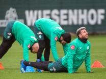 GER, 1.FBL, Werder Bremen Training / 11.02.2020, Trainingsgelaende am wohninvest WESERSTADION,, Bremen, GER, 1.FBL, Wer
