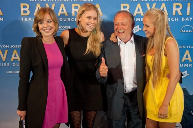 'Bavaria - Traumreise durch Bayern' - Premiere in München