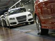 Produktion bei Audi, Foto: Reuters