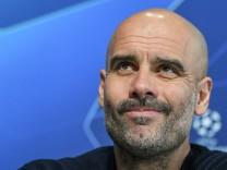 Ex-Bayern-Trainer Guardiola