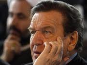 Gerhard Schröder SPD Iran Ahmadinedschad Teheran AP