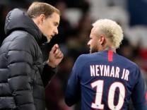 Tuchel bangt um Neymar, Diallo und Bernat