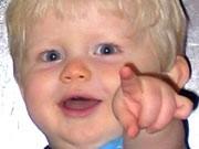 Sprachentwicklung, Kleinkinder, Gesten, Wörter
