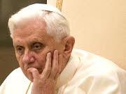 Papst Benedikt XVI. steht in der Kritik, Reuters