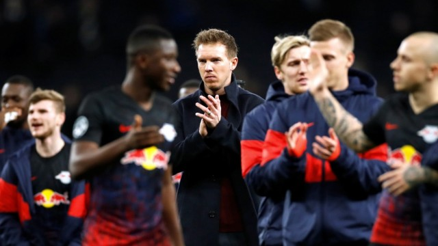 Champions League A crown for Nagelsmann and Rangnick