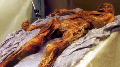 Gletschermann Ötzi