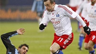 DFB-Pokal HSV gegen 1860 München