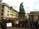Betroffene trauern um Opfer des Anschlags in Hanau (Vorschaubild)