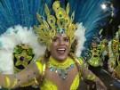 Sambaschulen in Rio zeigen ihr Können (Vorschaubild)