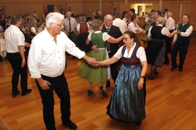 Bürger- und Bauernball in Herrsching