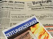 Projekt Zeitungszeugen; dpa