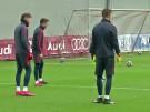 Bayern vor Chelsea - Goretzka wieder fit (Vorschaubild)