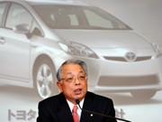 Automobil Toyota mit Milliardenverlust AFP