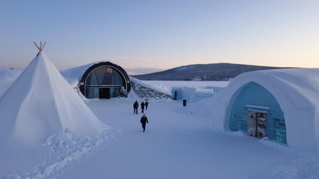Lappland Eishotel