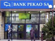 Polnische Bank Pekao, Foto: ddp