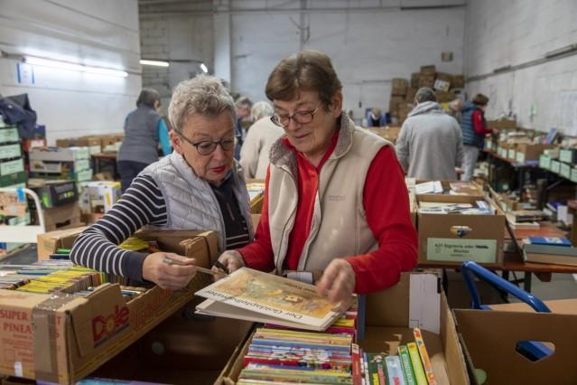 Bücherflohmarkt Gröbenzell