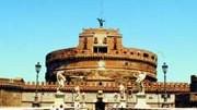 Um die Engelsburg in Rom ranken sich Legenden, Enit/dpa