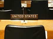 Obama und die Bush-Regierung juristische Aufarbeitung AP