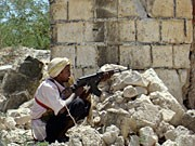 Scharia in Somalia; AFP