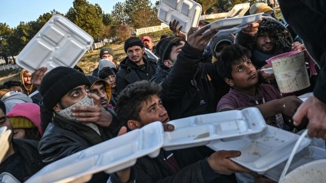 Flüchtlinge griechenland aktuell