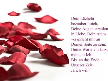 Zum Valentinstag Diese Liebeserklarung Hat Kerstin Seemann