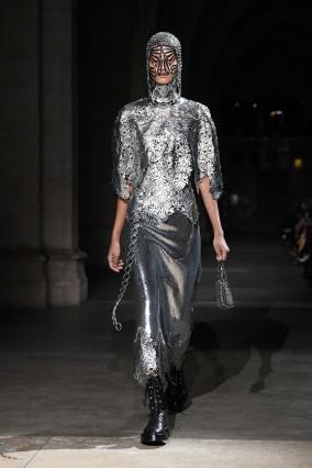Paco Rabanne : Runway - Paris Fashion Week - Womenswear Fall/Winter 2020/2021