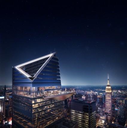 """´The Edge"""": Neue Aussichtsplattform eröffnet in New York"""