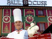 paul bocuse, michelin