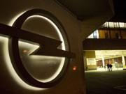 Opel-Werkstor in Bochum, Foto: AP