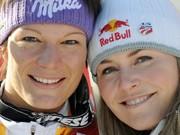 Ski WM Maria Riesch, dpa