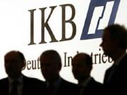 Deutsche Industriebank Vertuschung bei IKB befürchtet